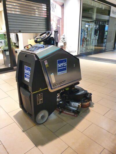 robotyzacja wusługach czystości