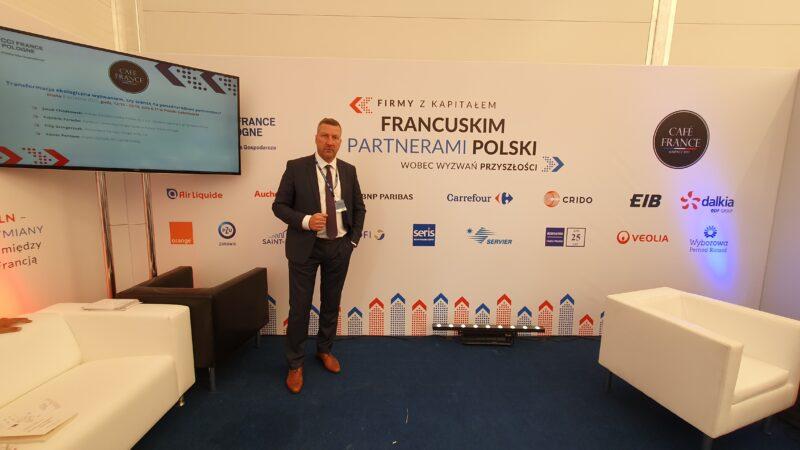 Forum Ekonomiczne wKarpaczu - wypowiedź Tomasza Wojaka prezesa seris konsalnet holding