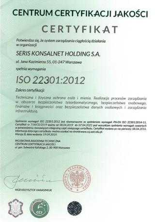 ISO-22301-2012-bezpieczenstwo-teleinformatyczne-danych-osobowych-finansowych-i-ksiegowych