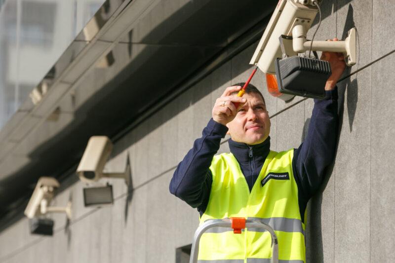 Instalacja kamer CCTV - Konsalnet