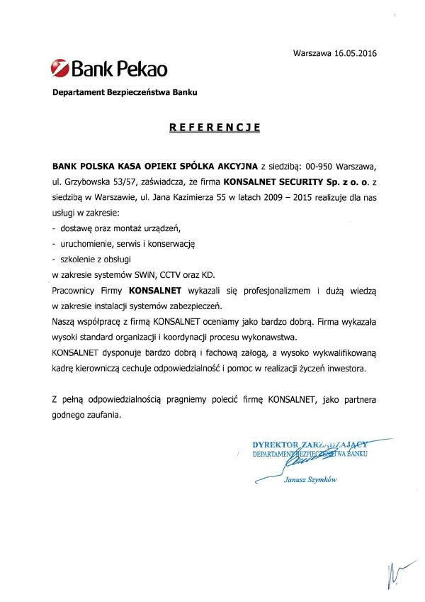 Referencje_Pekao_SA-Instalacja_Konserwacja_2016-05-16