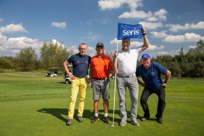 charytatywny turniej golfa seris konsalnet