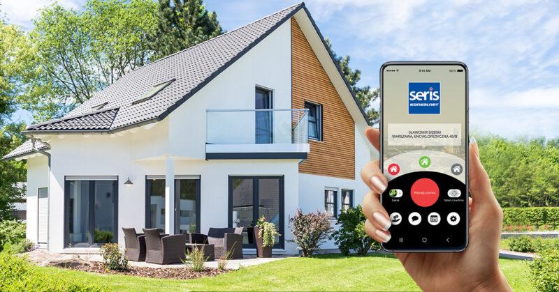 mpanic - aplikacja dozarzadzania systemem alarmowym domu