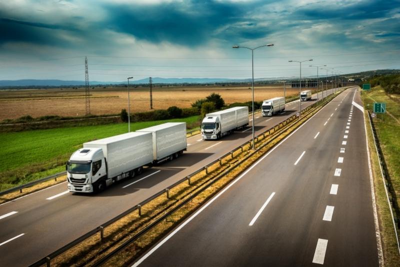 e-toll ciężarówki naautostradzie