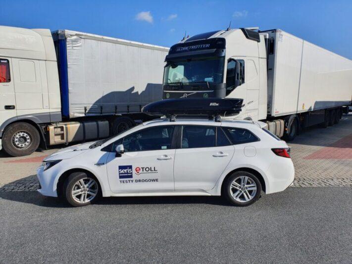 e-toll wdrożenie systemu testy