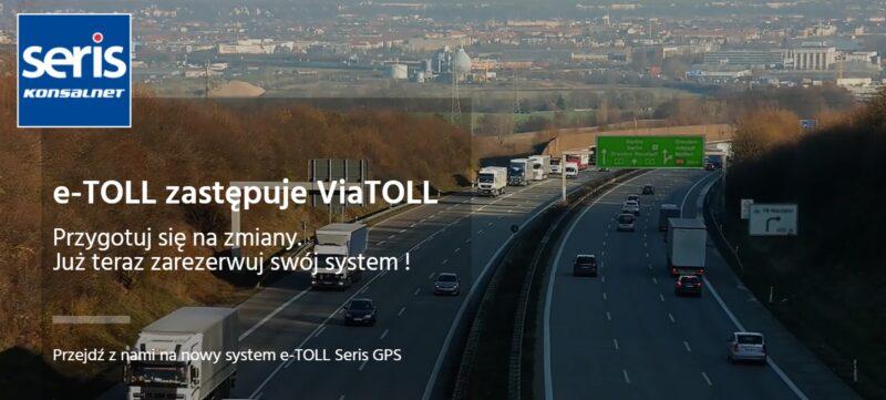 e-toll zastępuje viatoll