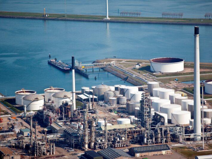 Ochrona obiektów przemysłowych
