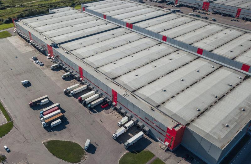 robotyzacja firm logistycznych