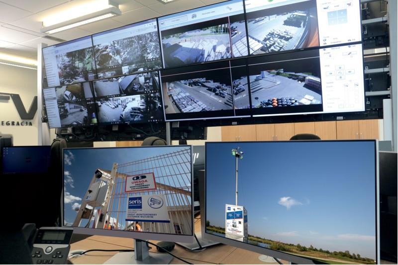 monitoring obiektów