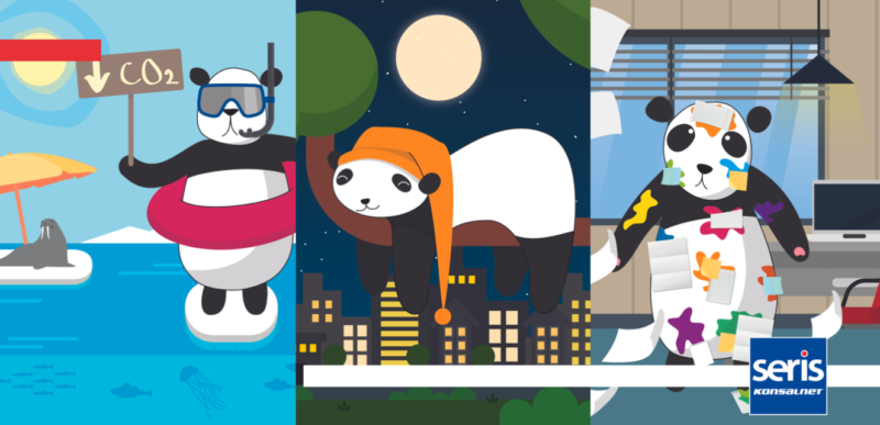 panda eko seris group