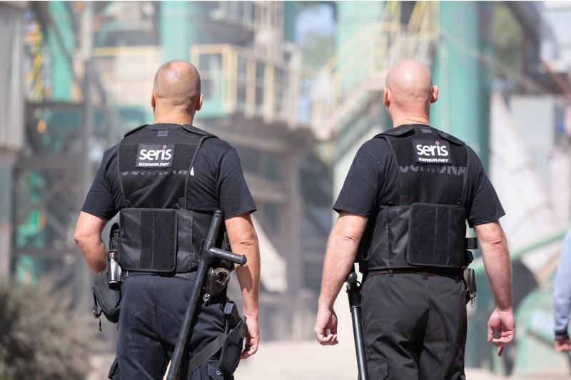 patrol ochrony fizycznej naobiekcie