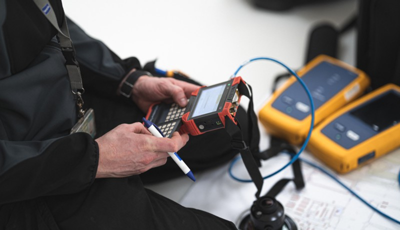 zabezpieczanie obiektów systemem monitoringu