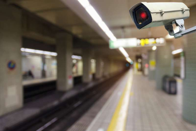 zabezpieczenia techniczne imonitoring nadworcu kolejowym wwarszawie